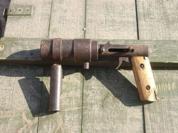 Image result for homemade guns