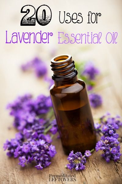 Lavender not only smells wonderful, but it also has many uses around the house. Here are 20 practical uses for lavender essential oil.