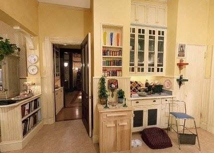 1000 images about halliwell manor on pinterest stained for The charmed kitchen