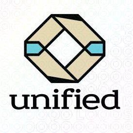 Exclusive Customizable Logo For Sale: Unified | StockLogos.com