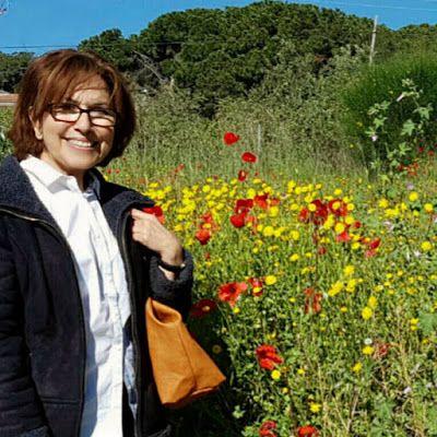 Blog  by  Nela: El parque de los olores........