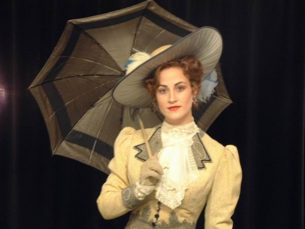 In Saving Grace By Lesley Ann Mcdaniel Remembers Singing The Role Of Kate Pinkerton Opera Madame Erfly I Got To Dress Adriana Zabala