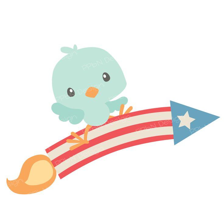 PPbN Designs - Patriotic Birdie, $0.00 (http://www.ppbndesigns.com/products/patriotic-birdie.html)