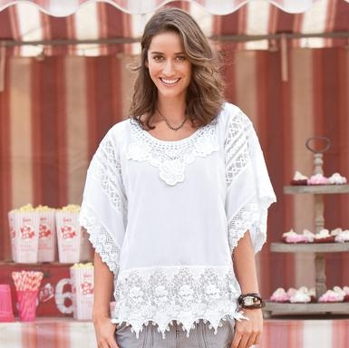 NOTTINGHAM LACE BLOUSE: Blouses 138, Voile Blouses, Nottingham Lace, Lace Blouses, Things Lace, Heart Singing, Raglan Sleeve, Cotton Voile, Hands Wash