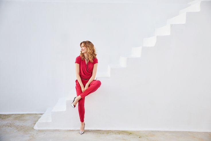 #quiosquepl #quiosque #ss17 #wiosna #lato #santorini #woman #lady #style #outfit #ootd #feminine #kobieco #womanwear #trends #inspirations #fashion #polishfashion #polishbrand