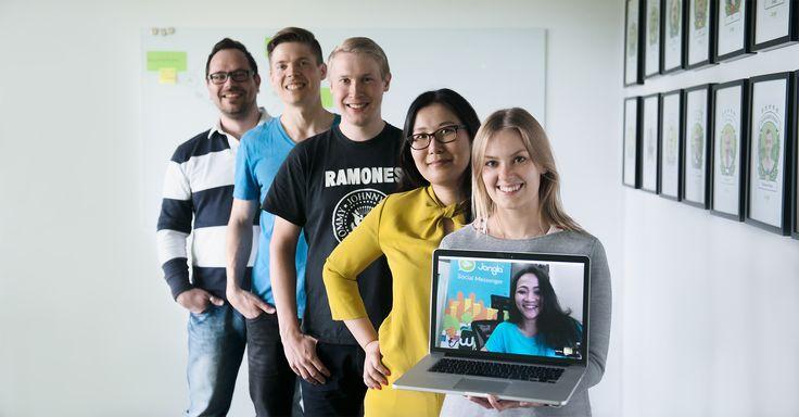 Design & Marketing teams