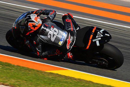 MotoGP 公式テスト2日目:マーベリック・ビニャーレスがトップタイム  [F1 / Formula 1]