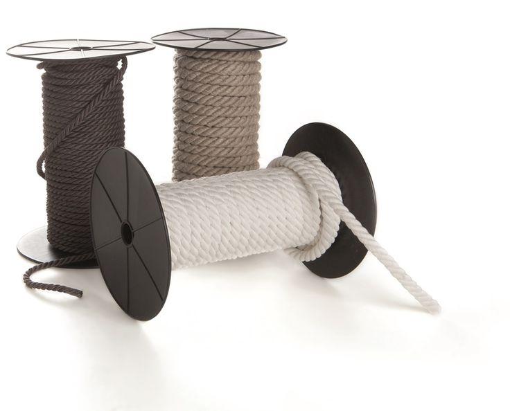 Temptation by Ontario Fabrics: Cordón de lino belga. Cordó de lli belga. #ontario #pasamaneria #passmaneria #trimmings