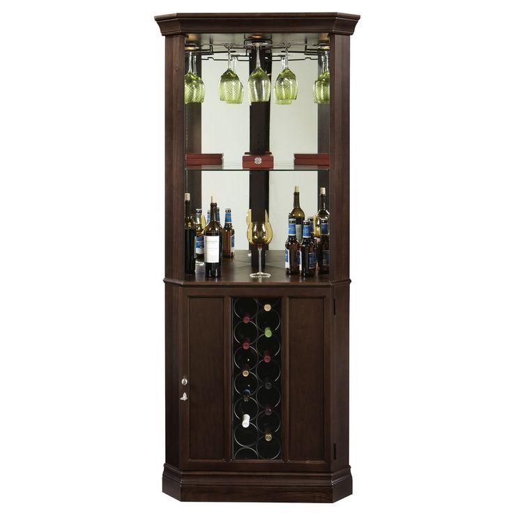 howard miller piedmont iii wine u0026 bar cabinet