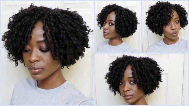 Tranças curtas de crochê   13 penteados para dias em que a umidade está querendo complicar a sua vida