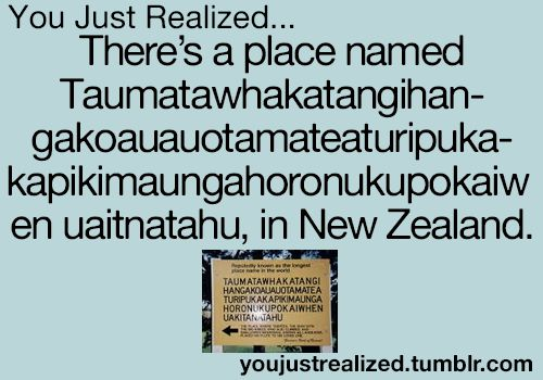 Leave it to the Kiwis :)