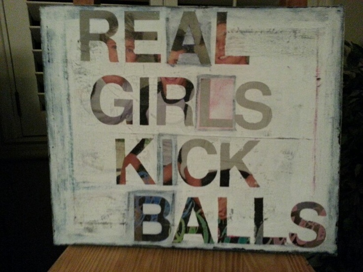 Soccer girLs . . . . I'm making decals, just waiting on my trademark!!!!!