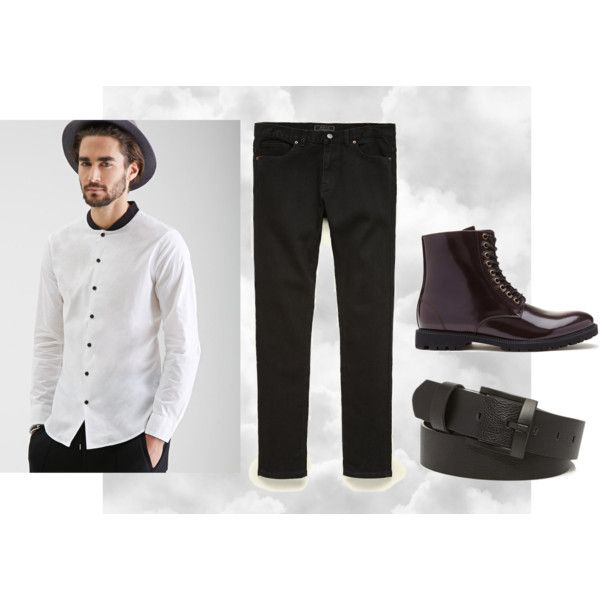 """Black Pants"" by monikazajac on Polyvore"