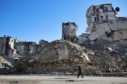 Syria Promotes Tourism Despite Devastation of Civil War
