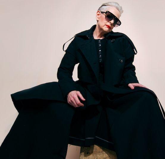Image Result For Liz Professor Older Fashion Model