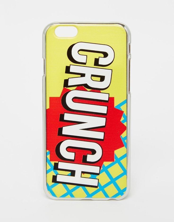 iPhone-Hülle von Skinnydip bedruckte Plastikhülle Clipverschlüsse Für iPhone 6 geeignet Mit weichem Tuch abwischen 40% Polyvinylchlorid, 30% Terylen, 30% Polyurethan.