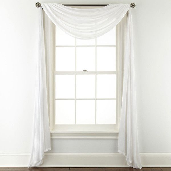 Best 25+ White Sheer Curtains Ideas On Pinterest | Window Curtains, How To  Hang Curtains And Feel Unique