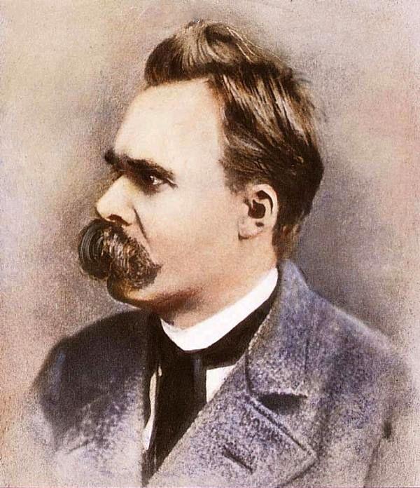 Meglio esser folle per proprio conto che saggio con le opinioni altrui - Friedrich Nietzsche