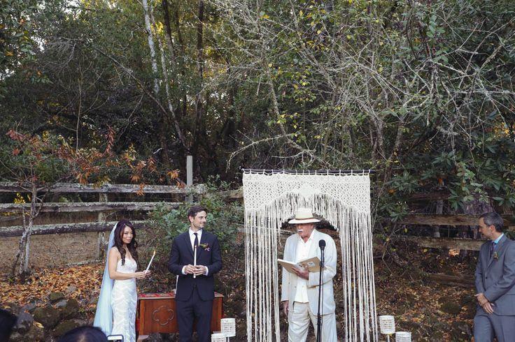 Juve & Tyson's Sonoma, California Wedding  Aspen Jeanne Photography