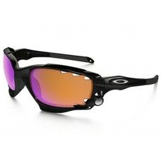Oakley Racing Jacket PRIZM Trail sunglasses Polished Black frame / Prizm Trail lens