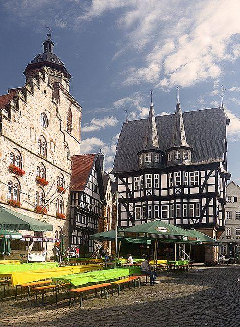 Alsfeld, Hessen, Deutschland