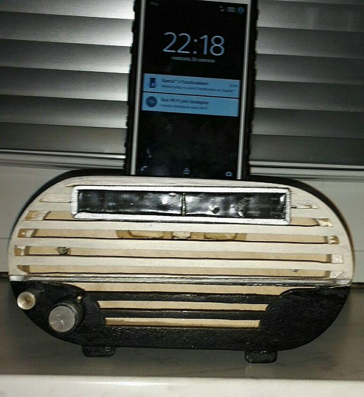 Amplifier for smartphone.
