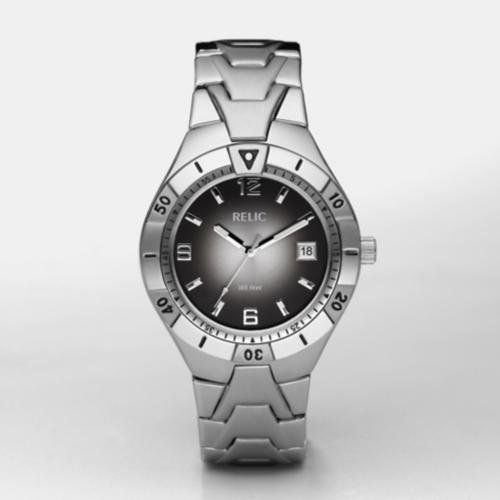 Relic Vince Classic Stainless Steel Analog Watch Relic. $42.00. Save 44% Off!