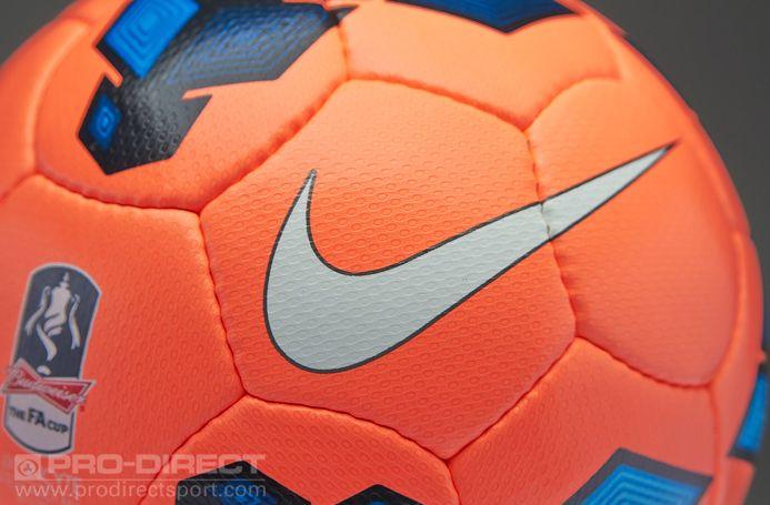 Nike Incyte FA Cup Ball - Orange/Blue #pdsmostwanted