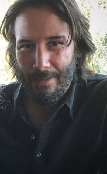 Keanu Reeves August 2017 @AgnesRD
