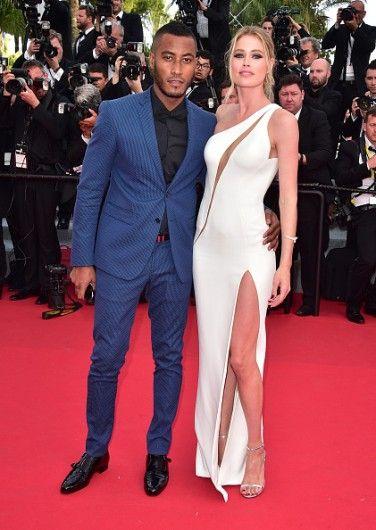 Sunnery James en Doutzen Kroes  - Cannes 2015: Best looks  - Gespot - Celebs