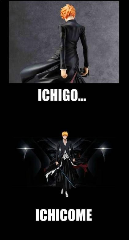 The Best Bleach Memes of All Time-- This made me laugh way too much. Lol