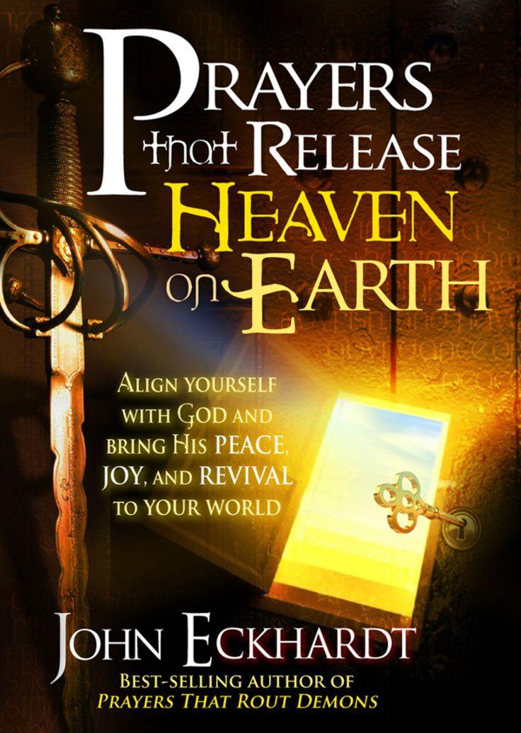 Prayers that release heaven on earth ebook heaven on