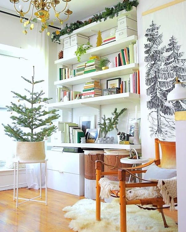 1000+ Images About Christmas Decorating, Ideas & Projects