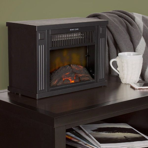 25 best ideas about small electric fireplace on