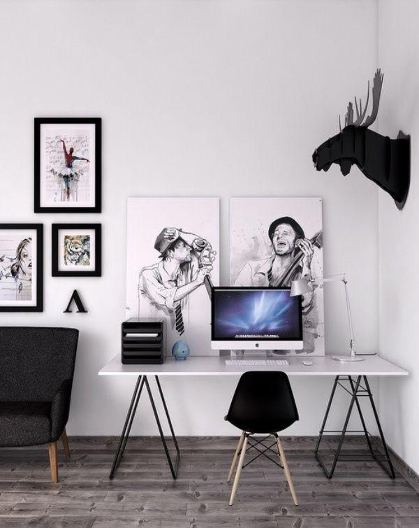 ¿Trabajar en casa? Sí, pero con estilo | Blog Tendencias y Decoración
