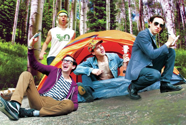 When is a murder mystery better with music? When it's at the Campground! - Kelowna Capital News