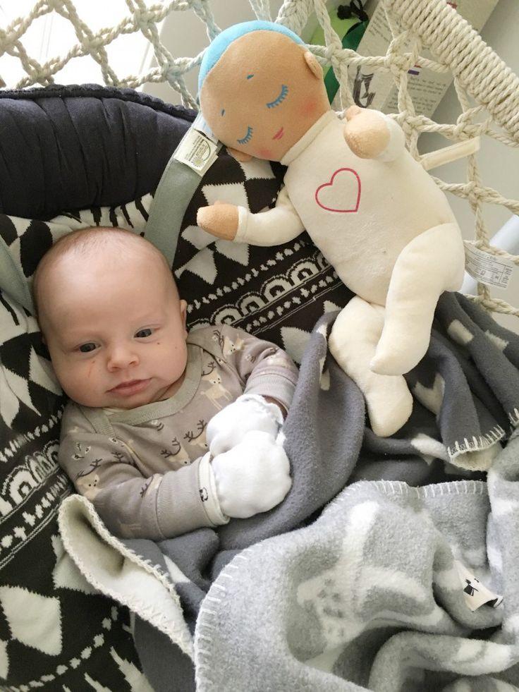 Lulla Doll, een pop die samen met jouw kindje slaapt