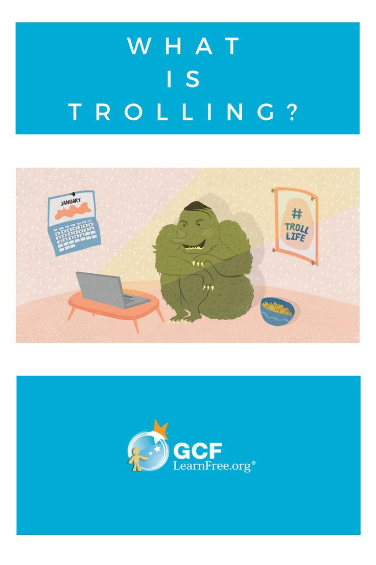 Learn how to spot, handle, and avoid Internet #trolls altogether using these tips.