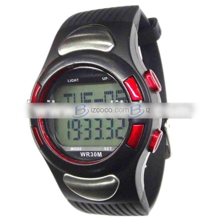 Finger Sensor Heart Rate Monitor /Heart Rate Monitor Watch 100 (Min ...