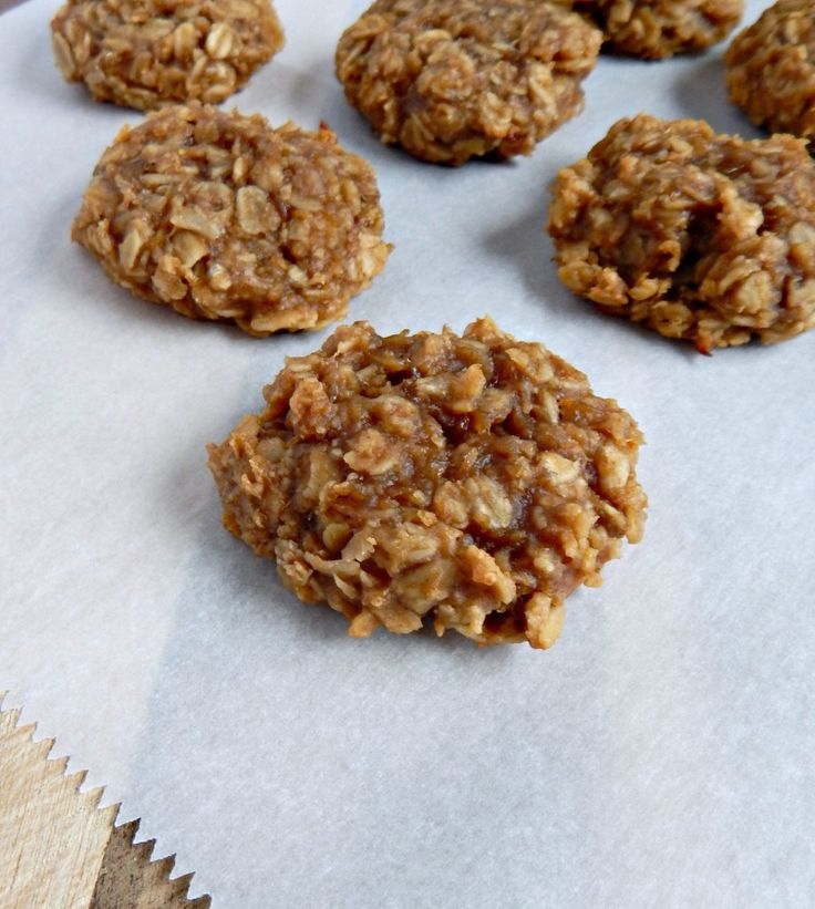 {Recipe: Banana Nut Oatmeal Breakfast Cookies}. Make breakfast ahead of time and grab these high protein cookies on the go. Dairy free, gluten free and vegan!