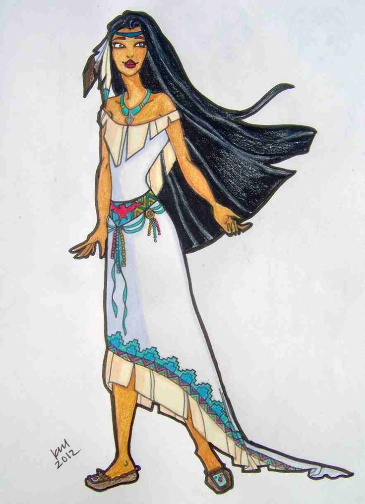 disney pocahontas costume pattern the. Black Bedroom Furniture Sets. Home Design Ideas
