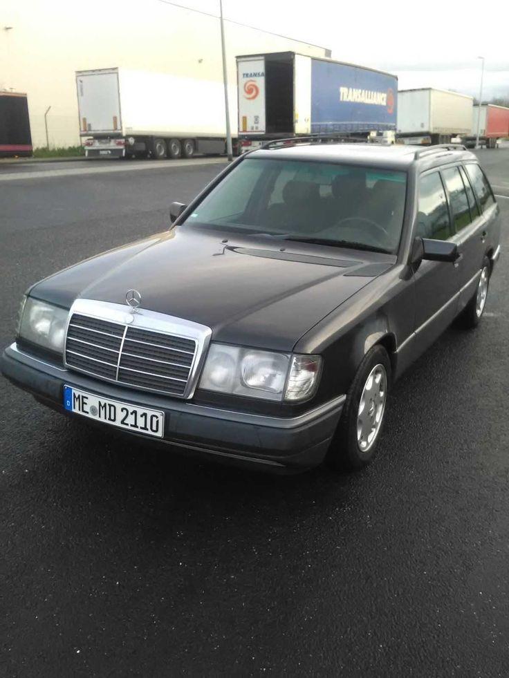 Mercedes 200 TE mit Automatik und ASD
