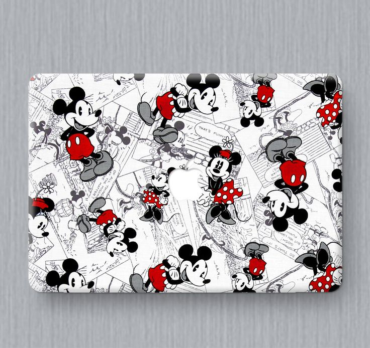 Mickey Mouse MacBook case hard case macbook MacBook 12 case MacBook 13 Retina case MacBook 13 2017 case MacBook 15 Pro case macbook pro case macbook #187 by TrenderPrint on Etsy