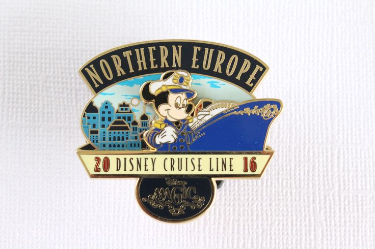 Northern Europe Disney Cruise Line