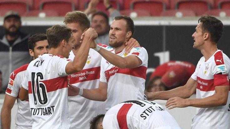 VfB Stuttgart schlägt Spitzenreiter Braunschweig 2:0 - Bild.de