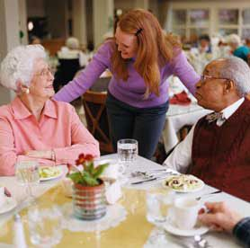 This is a great checklist for finding the perfect senior living facility for yourself or your loved one.