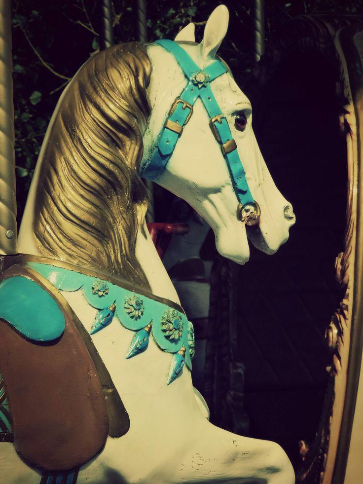 Ancien carroussel !!!