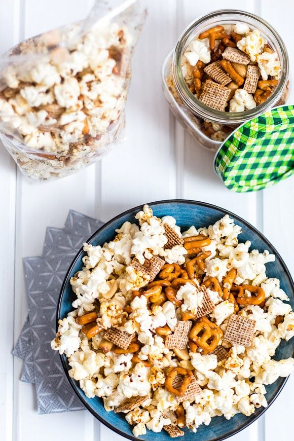 The o'jays, Party mix recipe and Salty snacks on Pinterest