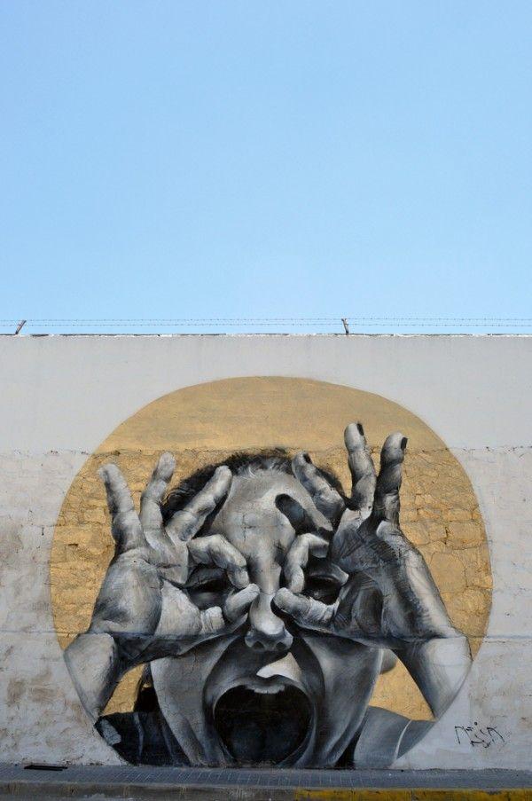 Mesa: Wall Art, Street Artists, Wallart, Artworks, Graffiti, Murals, Turquoise Blue Tables, Super Heroes, Streetart