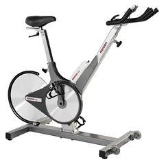 The Keiser M3 is an award-winning, third-generation, indoor cycle. This indoor spin bike is the result of more than a decade of research and manufacturing experience, and developed with the collaboration and feedback of trainers and some of the largest fitness clubs worldwide.